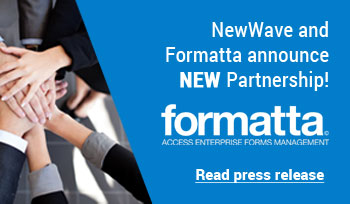 NewWave and Formatta announce NEW Partnership... click to read press release