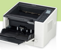 Panasonic KV-S2087 with Premier OCR... click to visit product page